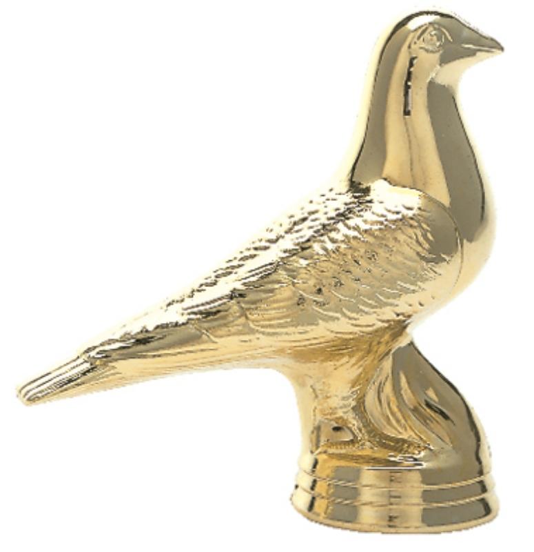 "Pigeon   626-G - 4"" tall"