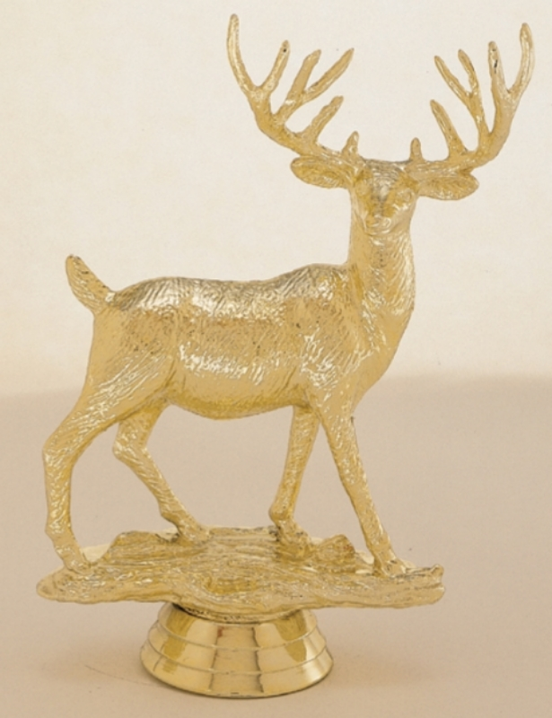 "Buck Deer 5020-G - 5.25"" tall"