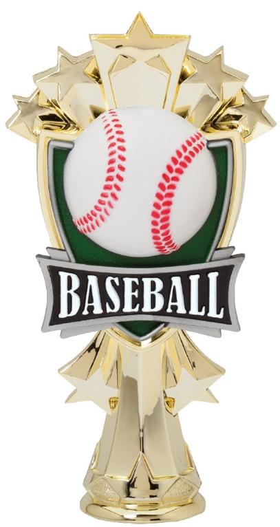 """All Star Baseball Figure MF3261 - 6.5"""" tall"""