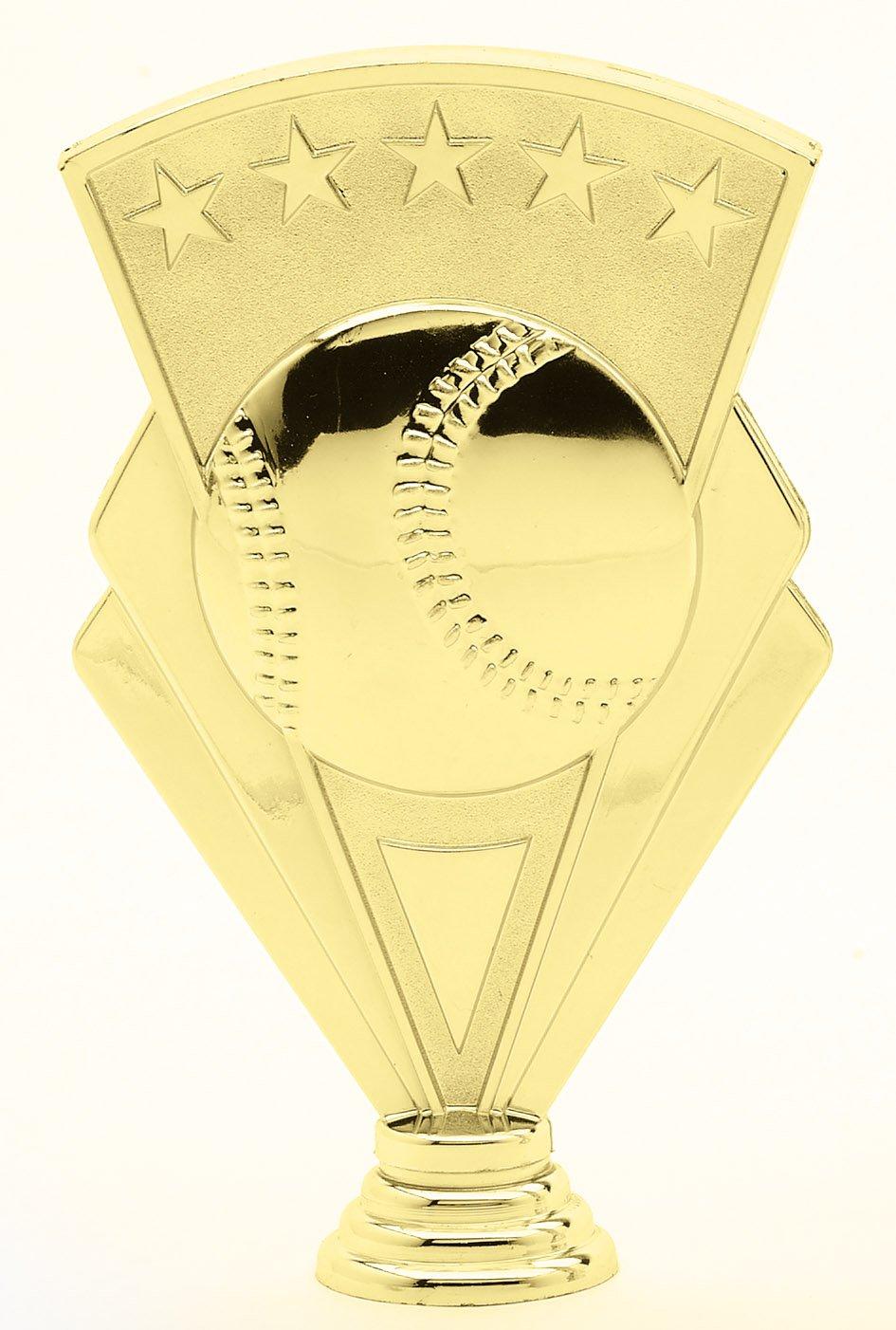 """Superstar Baseball SS10G - 6"""" tall"""