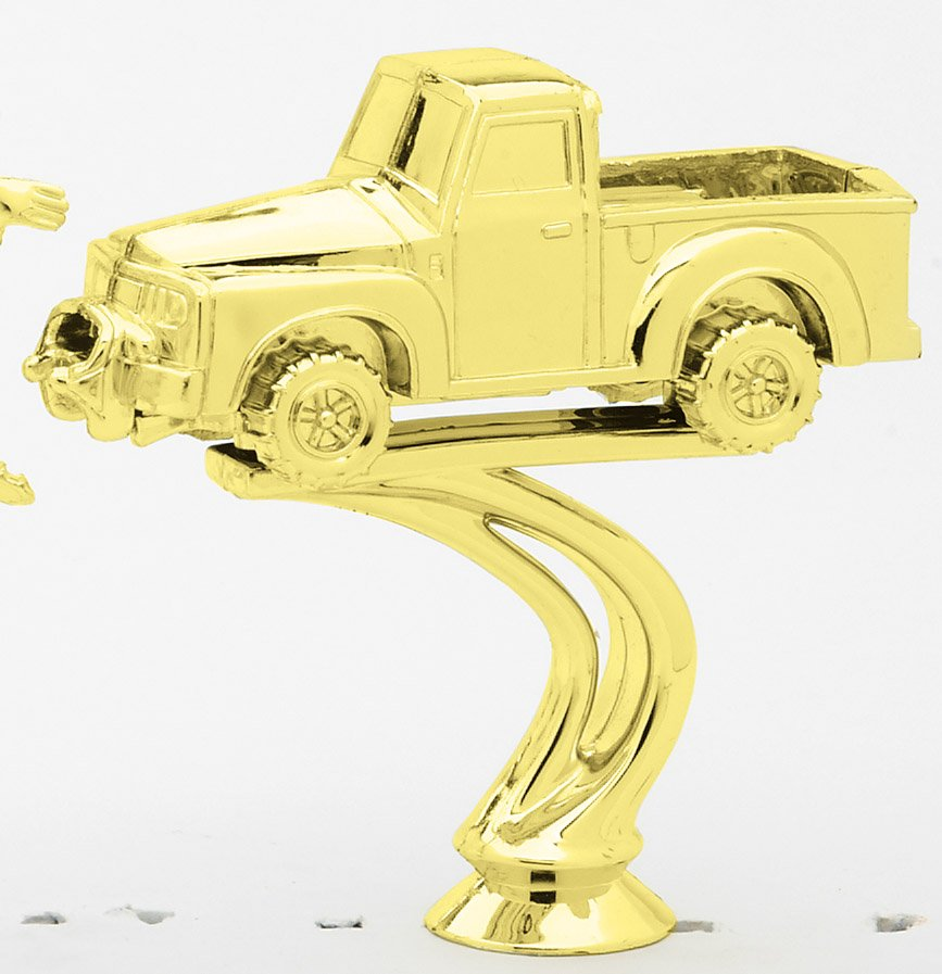 """Pick-Up Truck,  Antique   F3040 - 4.75"""" tall"""