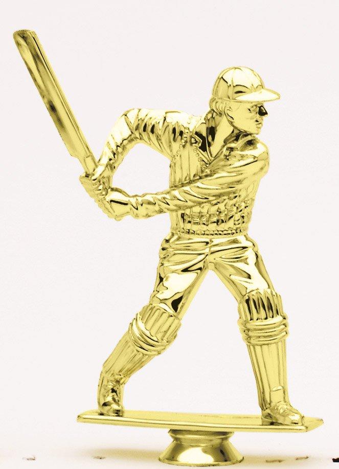 """Cricket Batsman   F204 - 8"""" tall  F202 - 4.5"""" tall"""