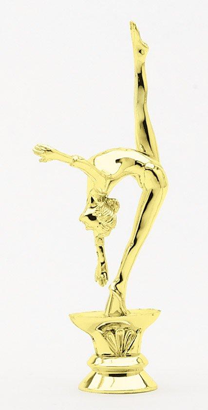 """Gymnast - Female #3   F2401 - 6.25"""" tall"""
