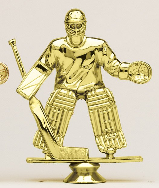 "Hockey Goalie - Male   F1572 - 5"" tall"