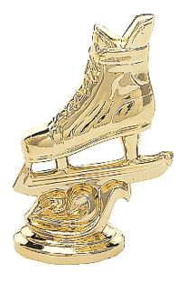 "Hockey Skate   143-G - 2.75"" tall"
