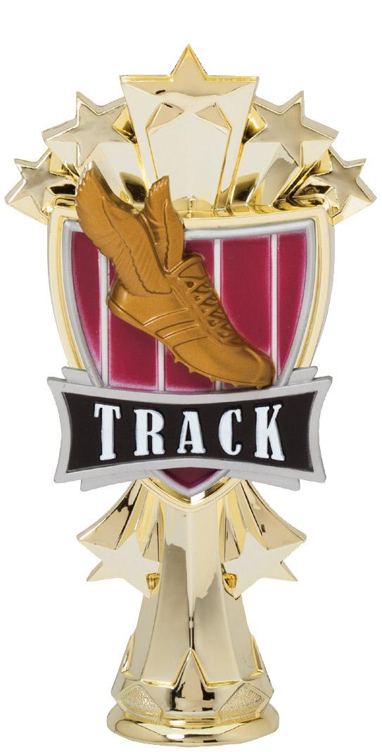 """All Star Track Figure   MF3276 - 6.5"""" tall"""