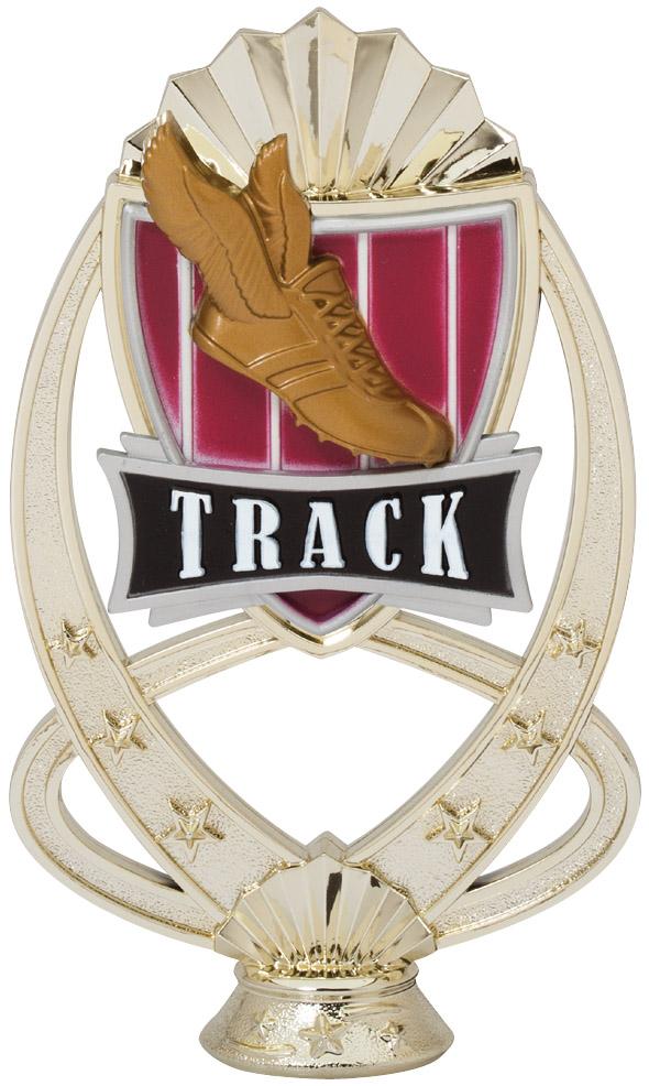 "Meridian - Track  MF776 - 6.5"" tall"