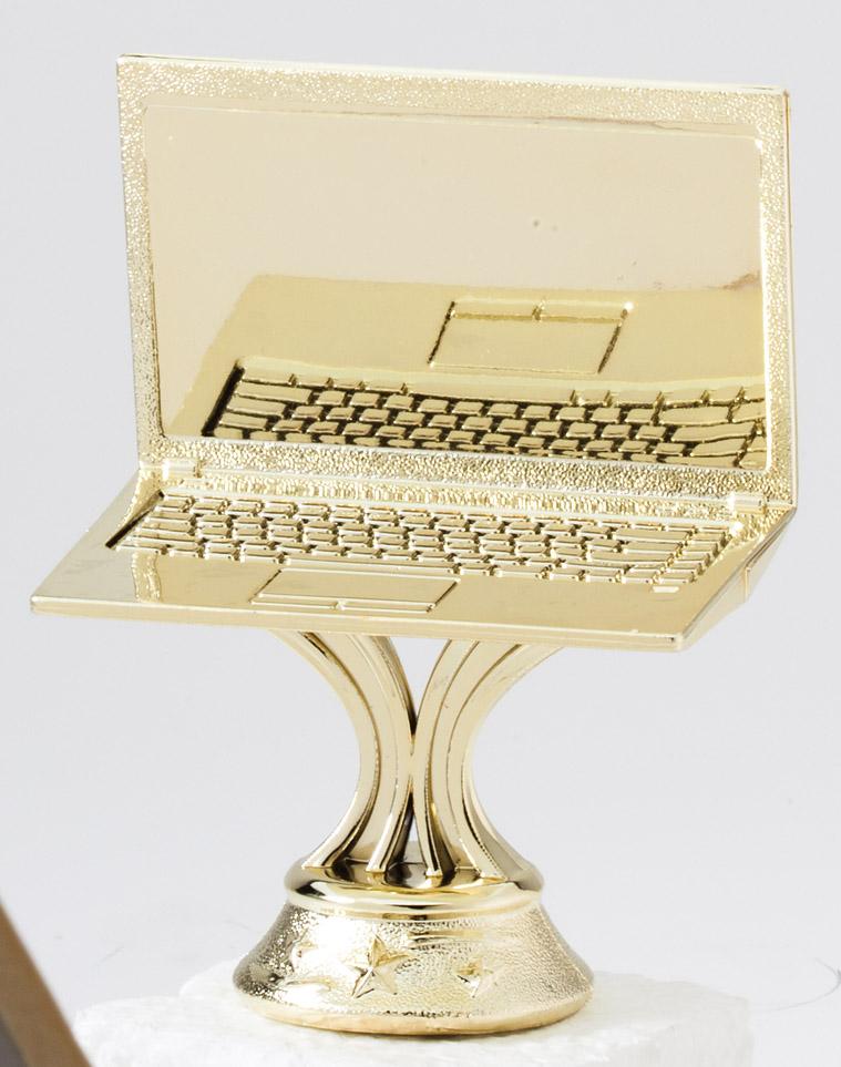 "Laptop Computer   MF1175 - 3"" tall"