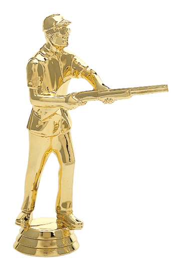 "Skeet Shooter - Male   559-G - 5"" tall"