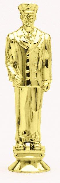 """Dress Fireman   F1220 - 5"""" tall"""
