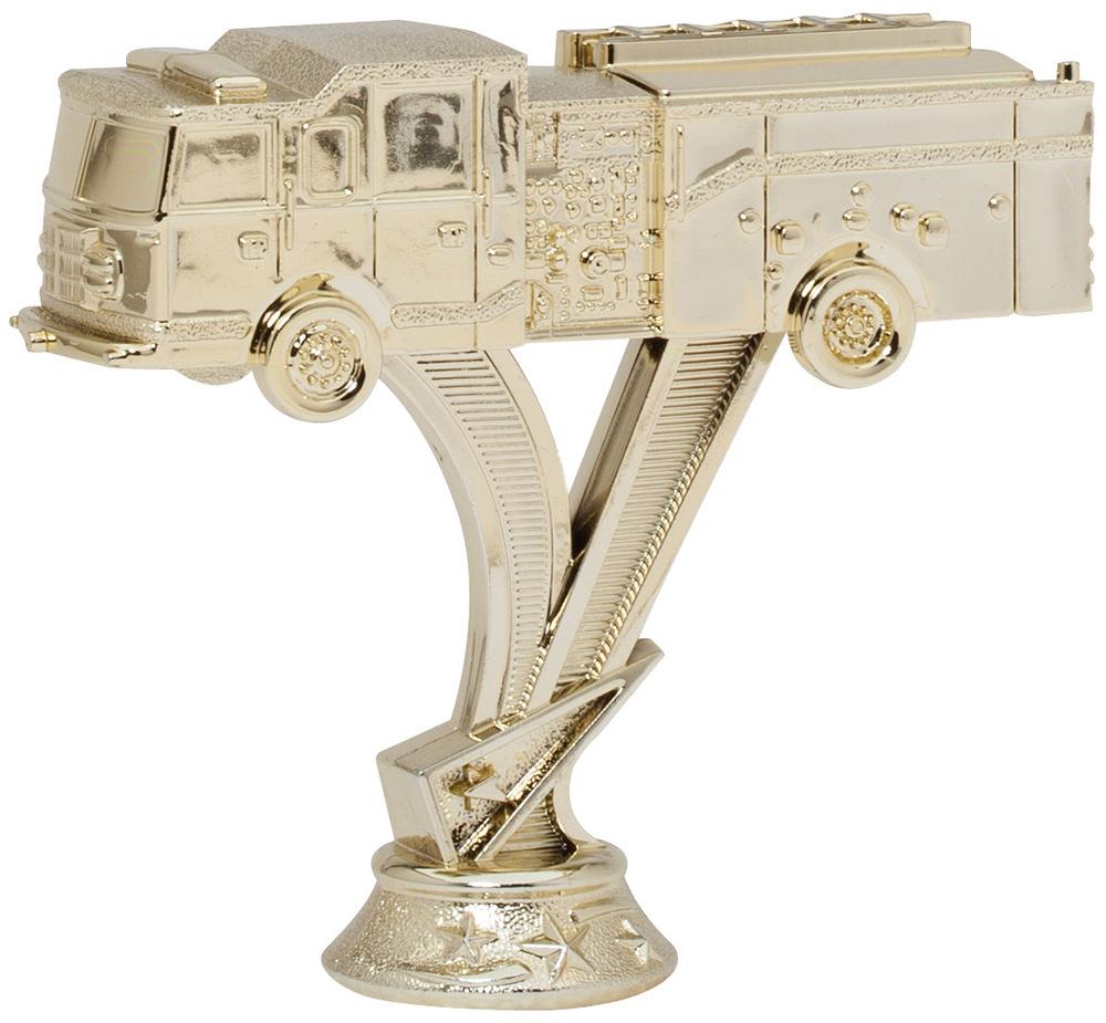 """Fire Engine #2   MF1230 - 4.25"""" tall"""