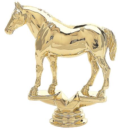 "Quarter Horse   731-G - 5.5"" tall  701-G - 3.75"" tall"