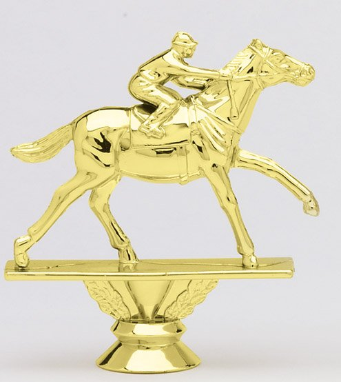 "Race Horse #2   F1812 - 4.25"" tall"