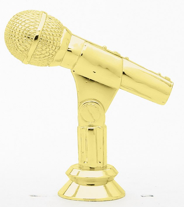 "Microphone F4220 0 4"" tall"
