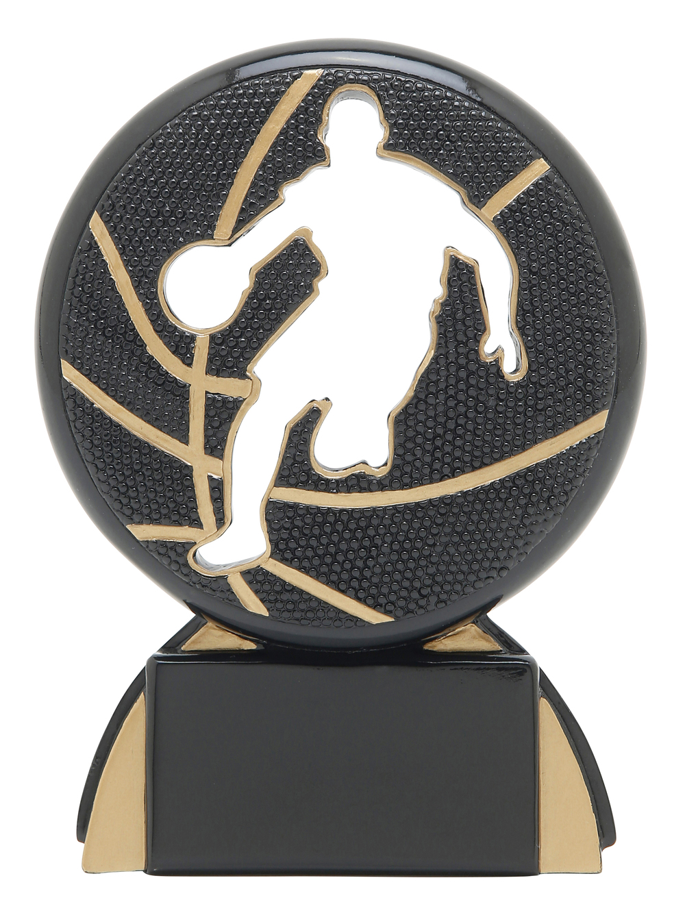 "Basketball - Male Large - 24805GS - 5.25"" Small - 24705GS - 4.25"""