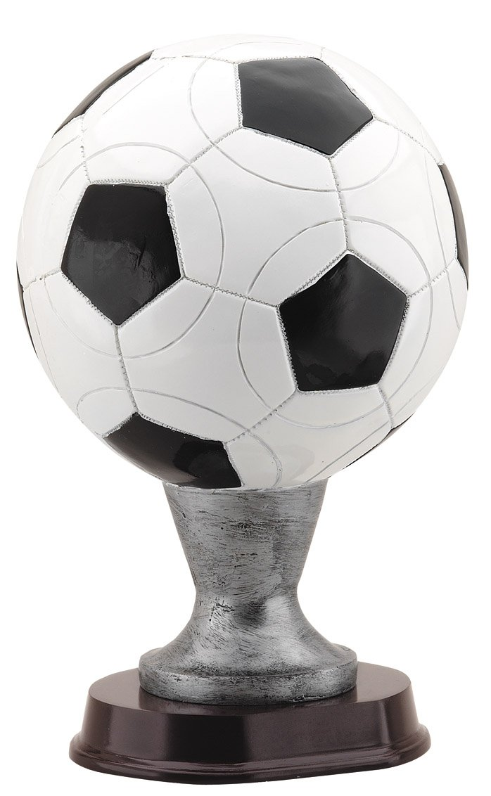 "Soccer Ball   RX822K - 12"" tall   Price = $107"