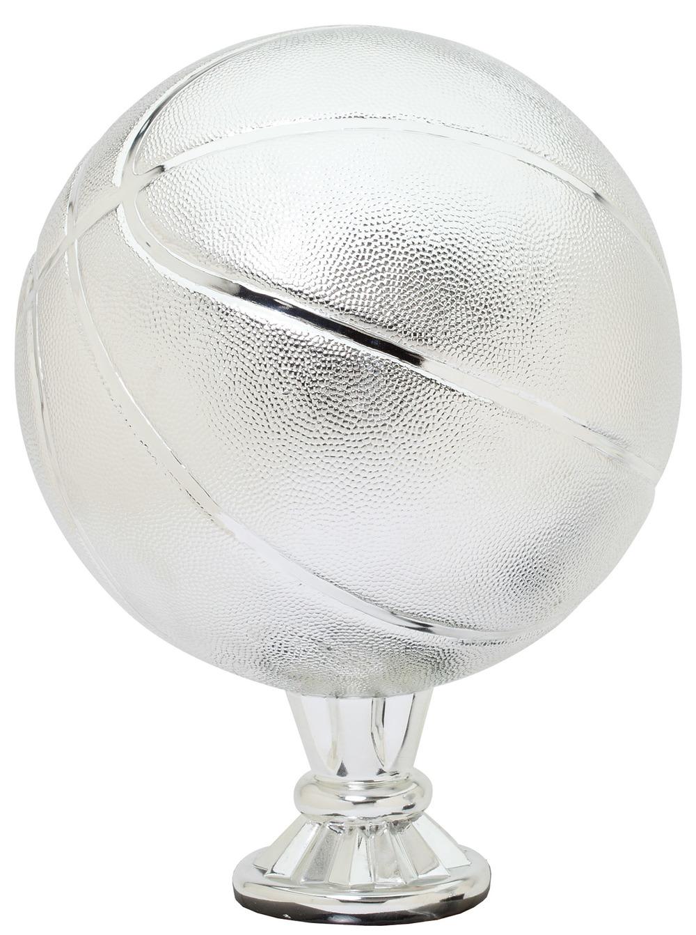 "Basketball - Silver   RG3203 - 11.5"" tall  Price = $109"