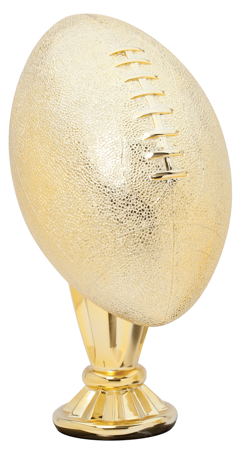 "Football - Gold   RG3106 - 12"" tall  Price = $109"