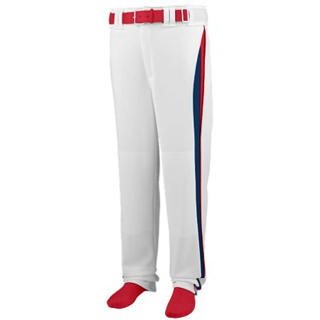 Augusta 1475/1476     Adult/Youth Line Drive Baseball Pant    14 oz. 100% Polyester Knit