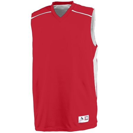 Augusta 1170/1171     Adult/Youth Reversible Basketball Jersey    100% Polyester Wicking Knit