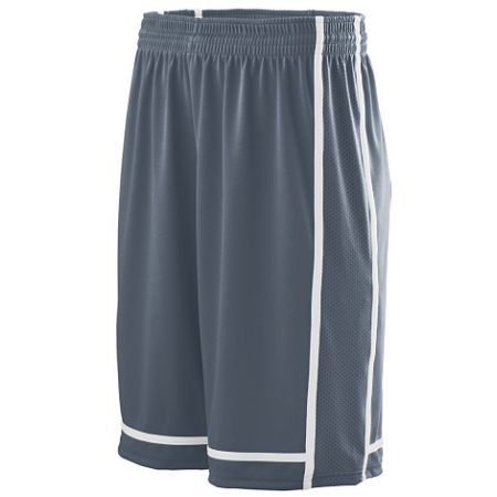 Augusta 1185/1186     Adult/Youth Basketball Short    100% Polyester Wicking Knit
