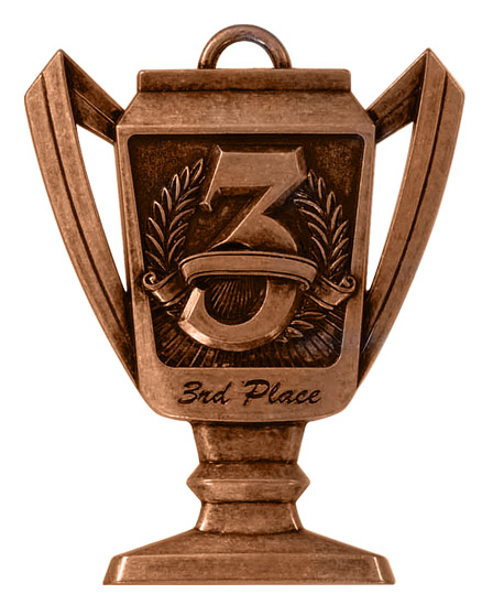 3rd Place - TM23 (Bronze)