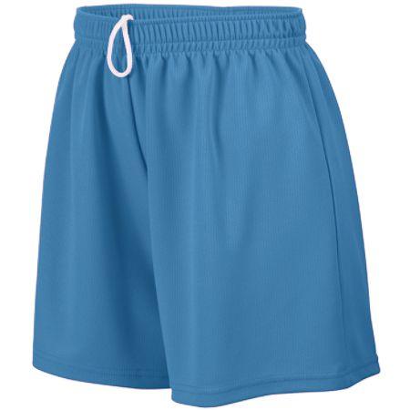 Augusta 960/961     Ladies/Girls Mesh Soccer Short    100% Polyester Wicking Mesh