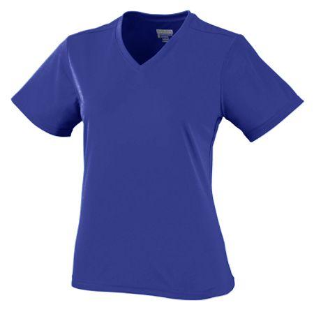Augusta 1015/1016     Ladies/Girls Elite Jersey    100% Polyester Wicking Smooth Knit