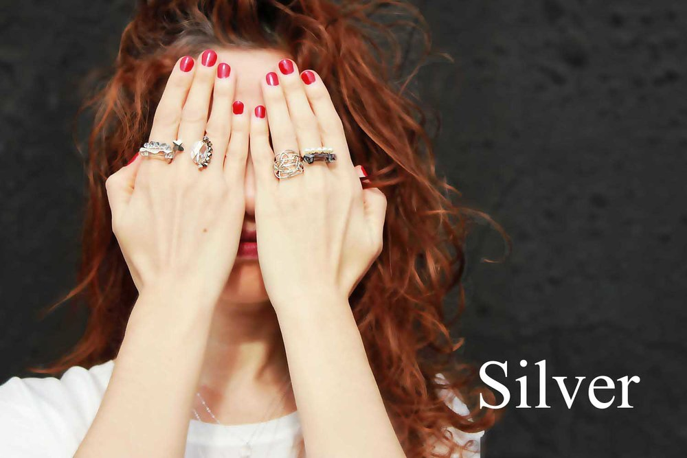 Baquette & Silver collection