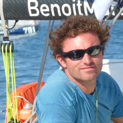 Benoit Marie Portrait