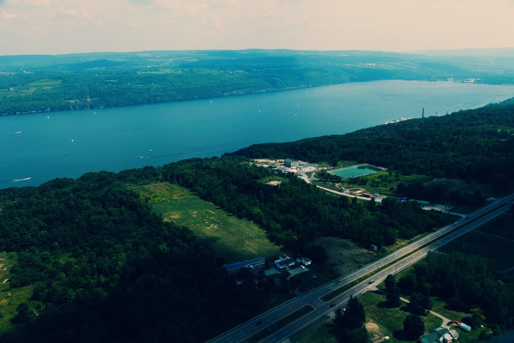 Enjoy the beauty of    Seneca Lake    Reserve Today