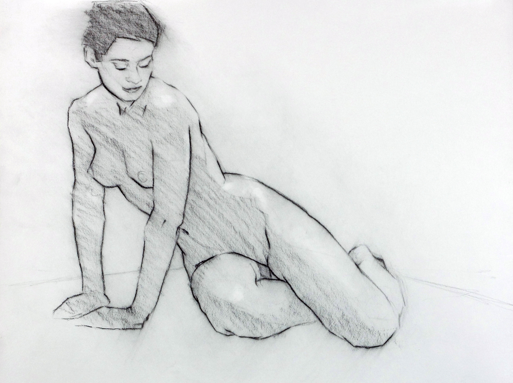 2011 Female Seated Charcoal.JPG