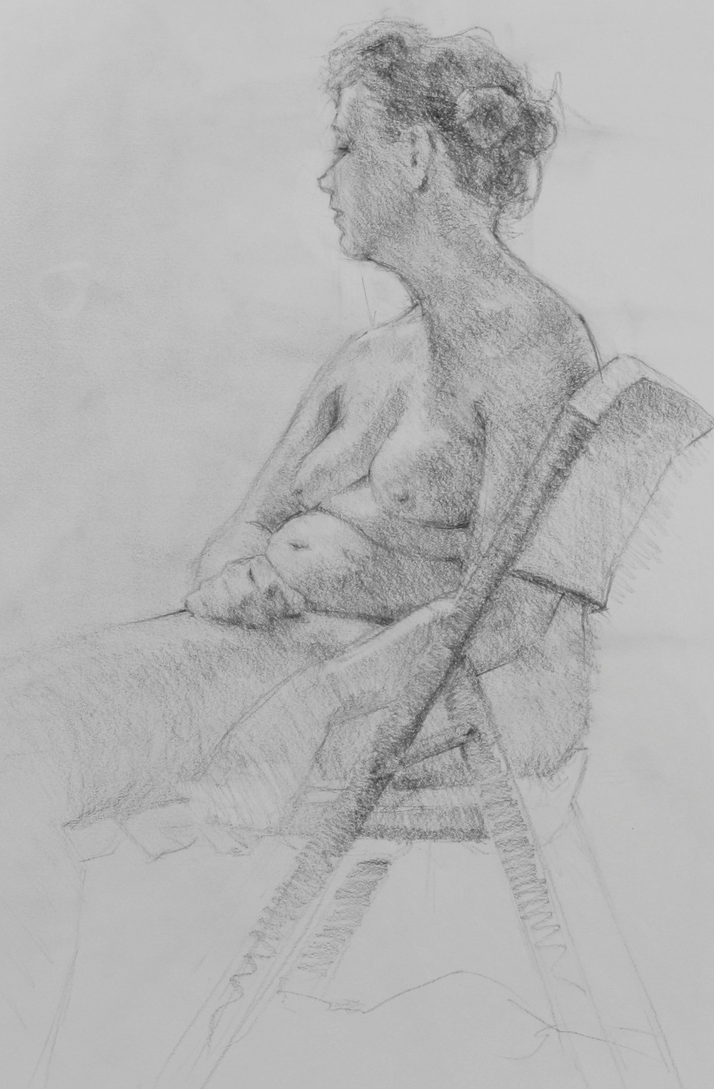 2009 Female Seated Graphite.JPG