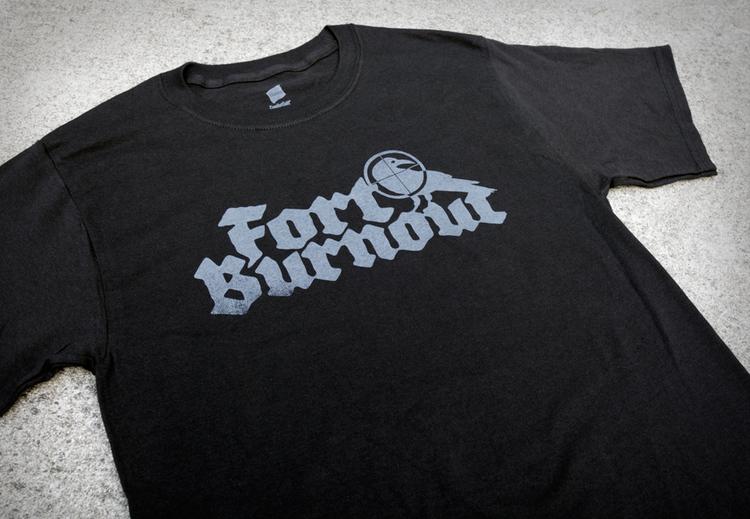 SHIRTS UP ON PLAYGE.NET Fort_burnout_logo_shirt