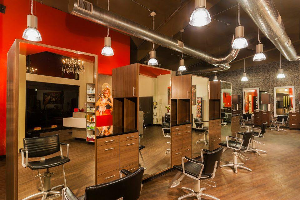 Hush salon & day spa — natalie toy interior design montgomery, al