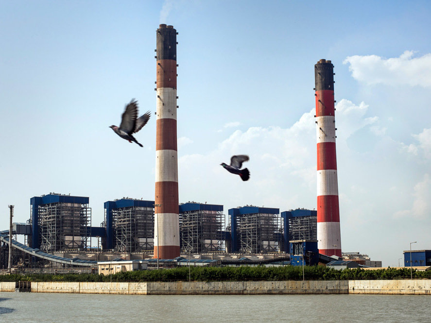The coal-fired Tata Mundra power plant in western India was funded by a branch of the World Bank. A group of farmers and fishermen is suing, claiming that contamination of local water sources has disrupted their livelihoods.   Sami Siva/International Consortium of Investigative Journalists