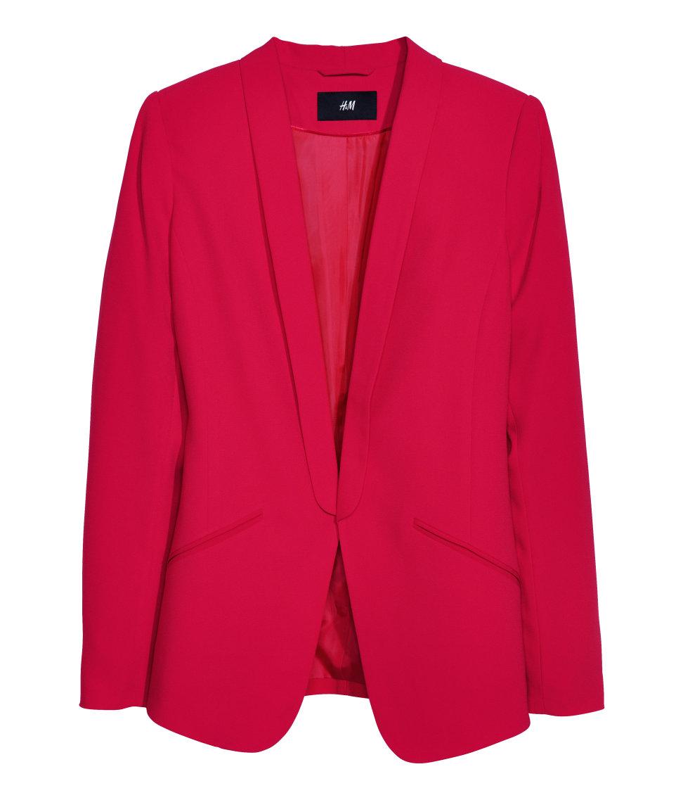 Tuxedo Jacket, $34.99 at H&M