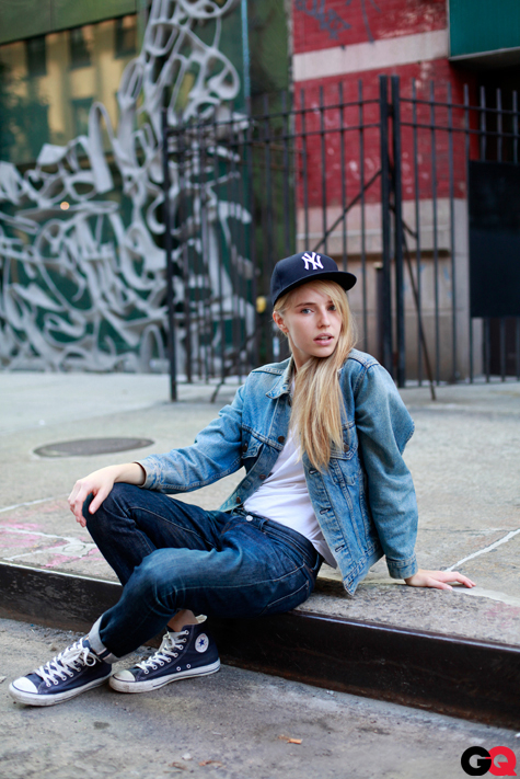 qweary female stud skater style � qwear queer fashion