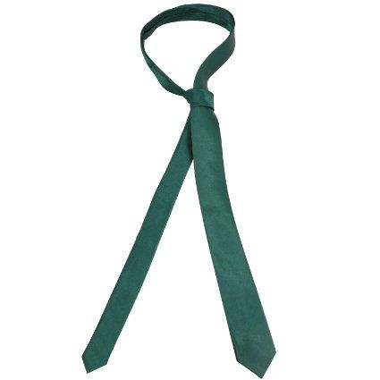 World Pride Solid Color Skinny Tie, $3.99 at  Amazon