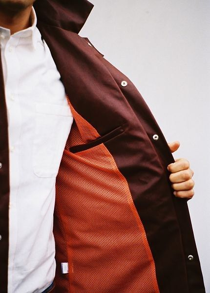 Keep your lining interesting   From:http://akindofguise.com