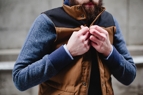 This Carhartt Vest makes being cold look not so bad | from:  offthehook.ca/blog/carhartt-focus