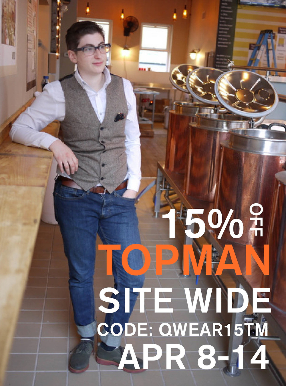 Qwear/Topman Sale