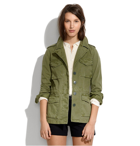 Outbound Jacket, $98 at  Madewell