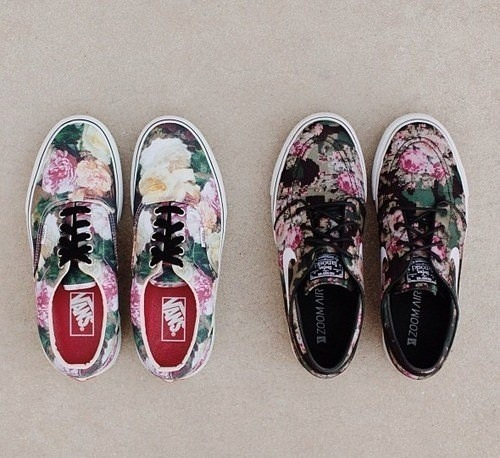 Wouldn't want to pass up these kicks, orchid you? | From:   wheretoget.it