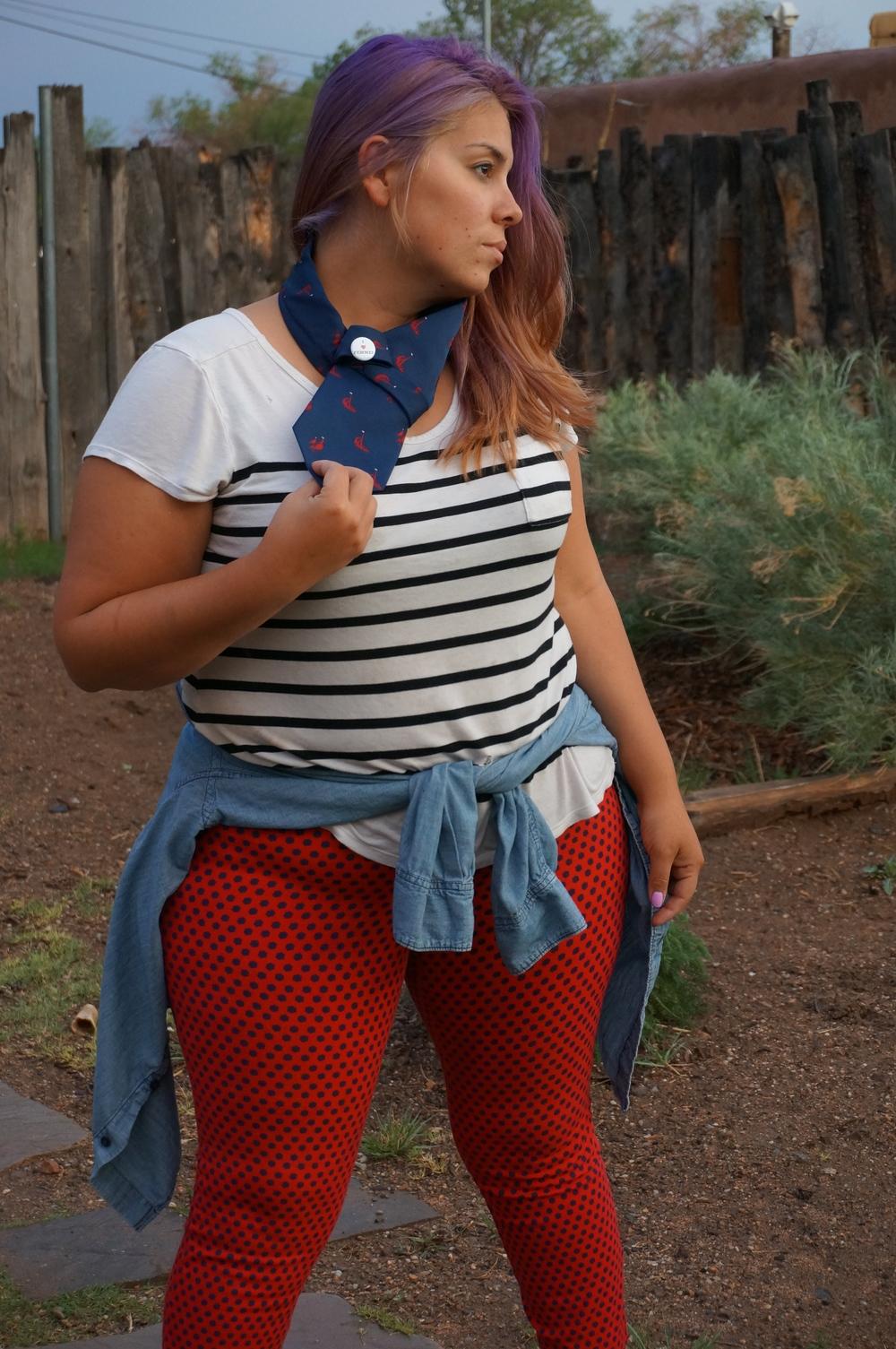 Baroness Sophia Designs Art Tie Qwear