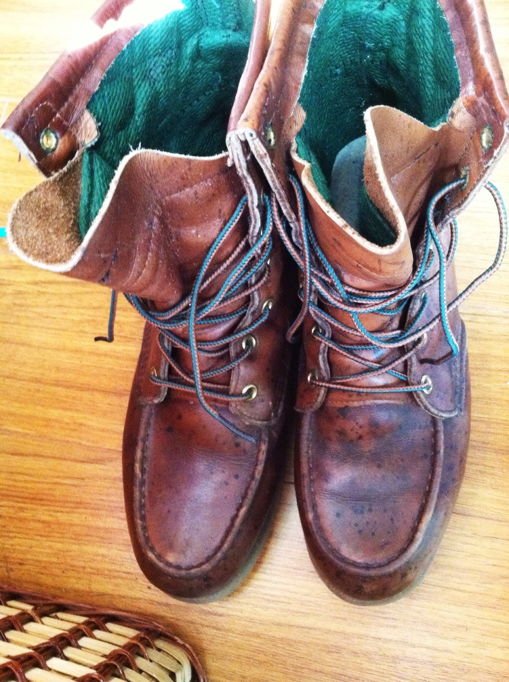 Dad Smarts On Shoe Care Refurbishing Leather Boots