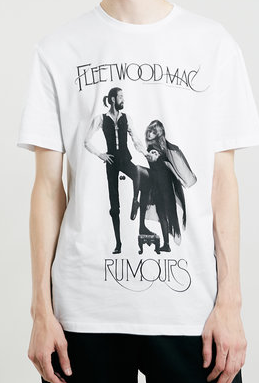Fleetwood Mac T-Shirt    Now on sale for $20