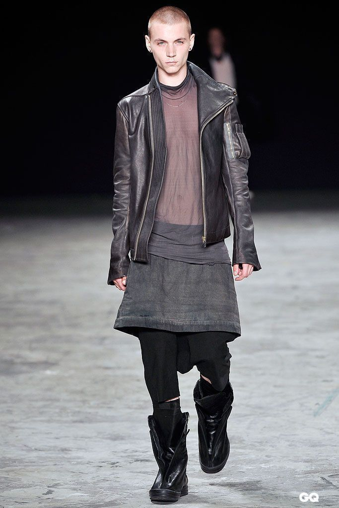 Rick Owens 2010 From:  gq.com
