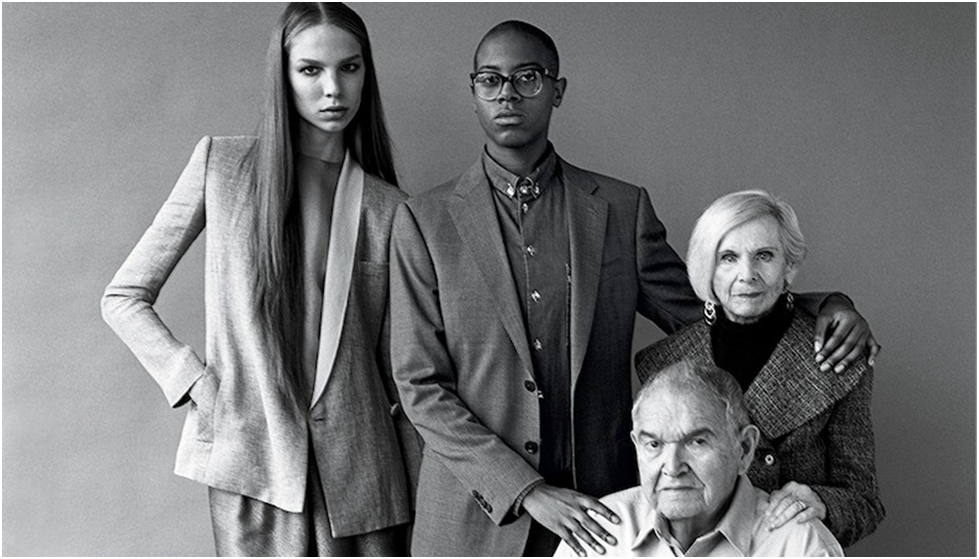 From Barneys Brothers, Sisters, Sons and Daughters campaign