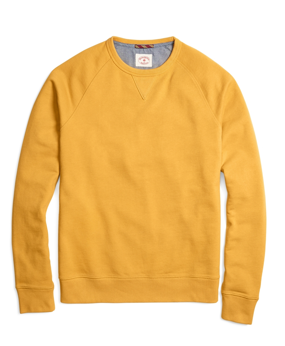 Brooks Brothers Raglan Crewneck    $ 34.75